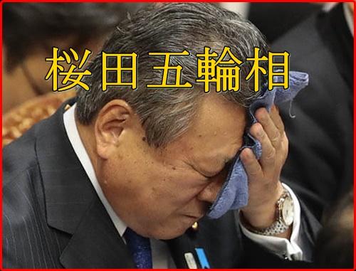 桜田五輪相の発言に悪意は無かった?マスコミの誘導や辞任へ流れは?