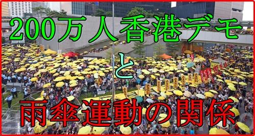 香港デモの成功理由とは?市民の危機感や怒りの原動力と今後を徹底解説!